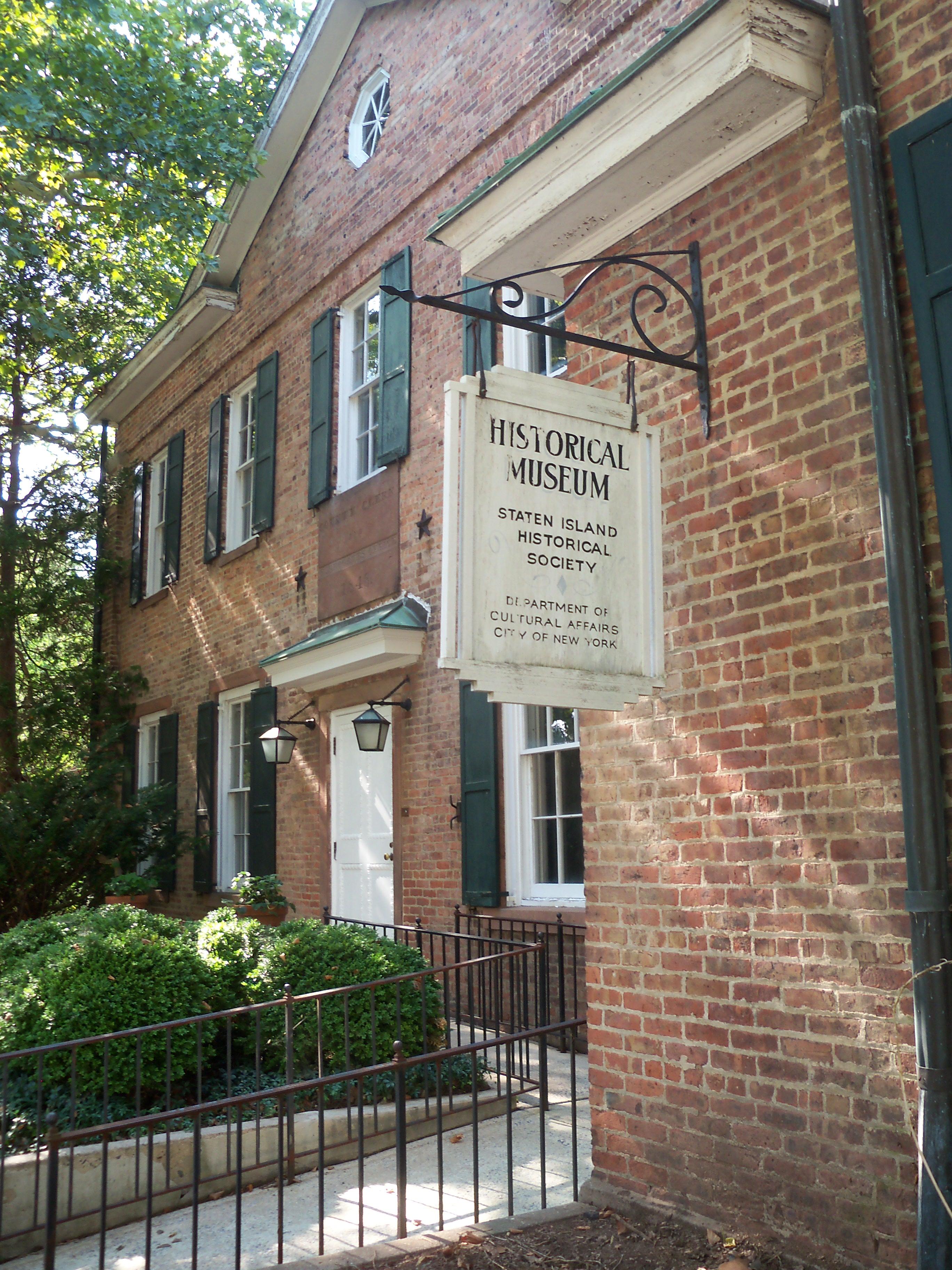 Richmondtown Staten Island Events