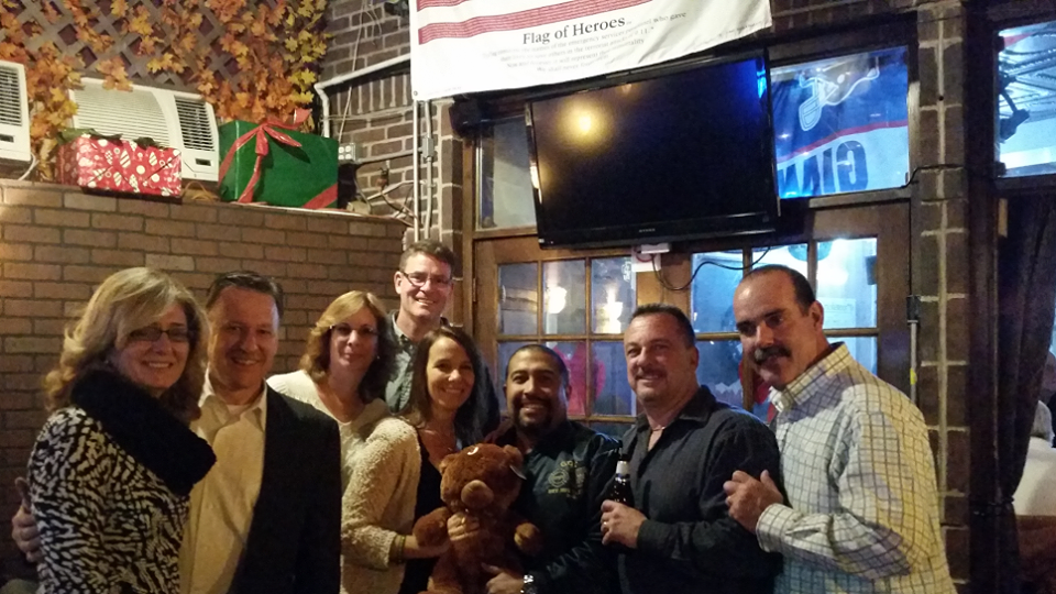 Tom Crimmins Realty Staten Island Realtor Toy Drive 2014