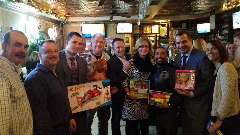 Tom Crimmins Realty Staten Island Realtors Toy Drive 2014
